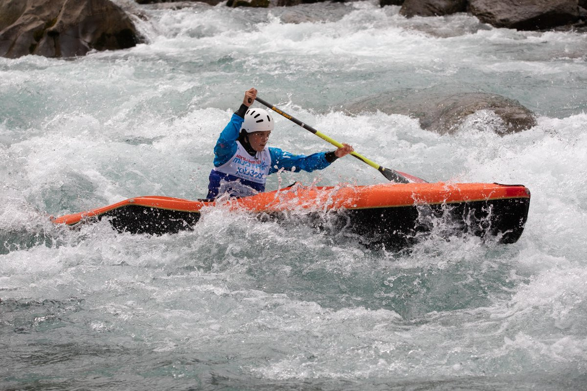 Slovenia and France sweep podium at ICF Wildwater Canoeing World Championships