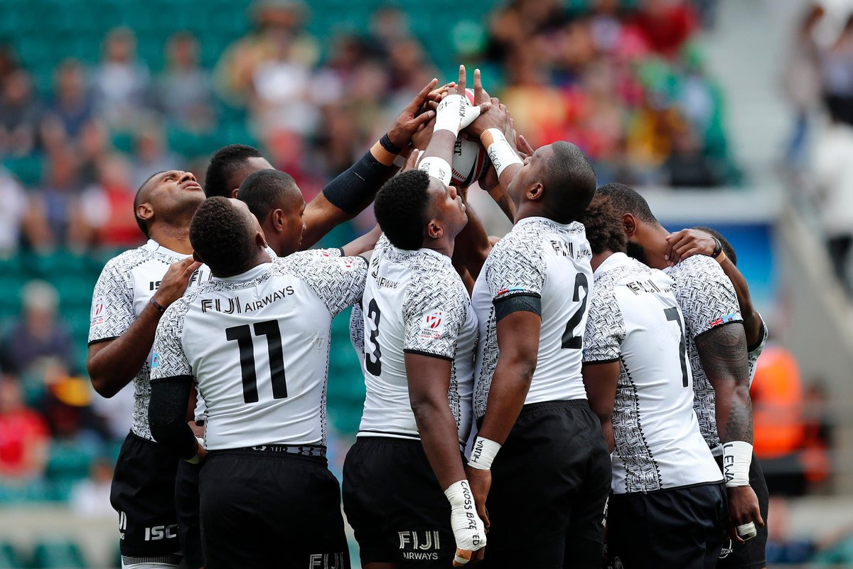 Fiji continue World Rugby Sevens winning streak with London success