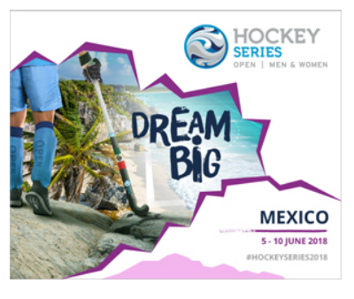 Opening Hockey Series event in Mexico to begin road to Tokyo 2020