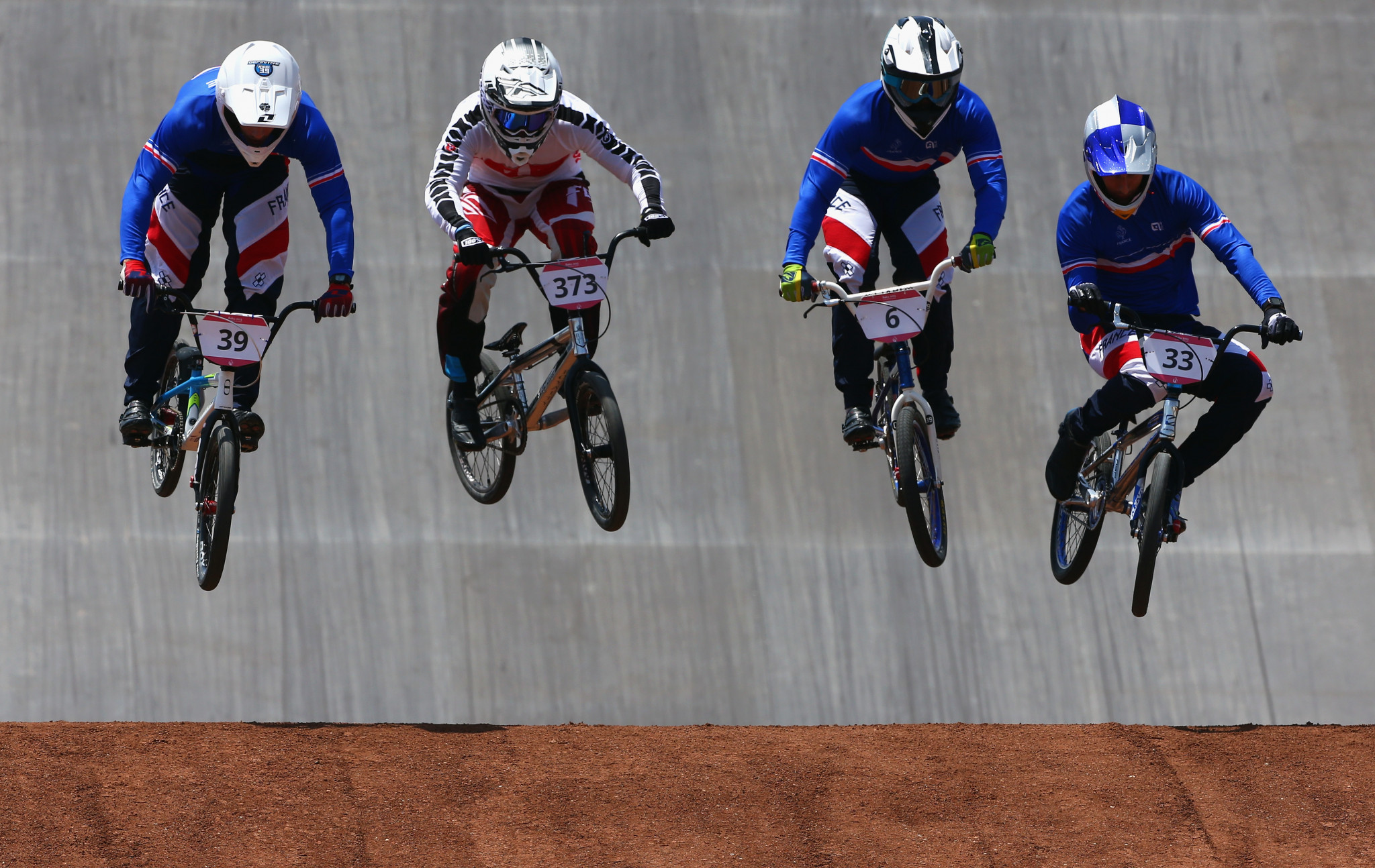 Baku is set to host the UCI BMX World Championships ©Getty Images
