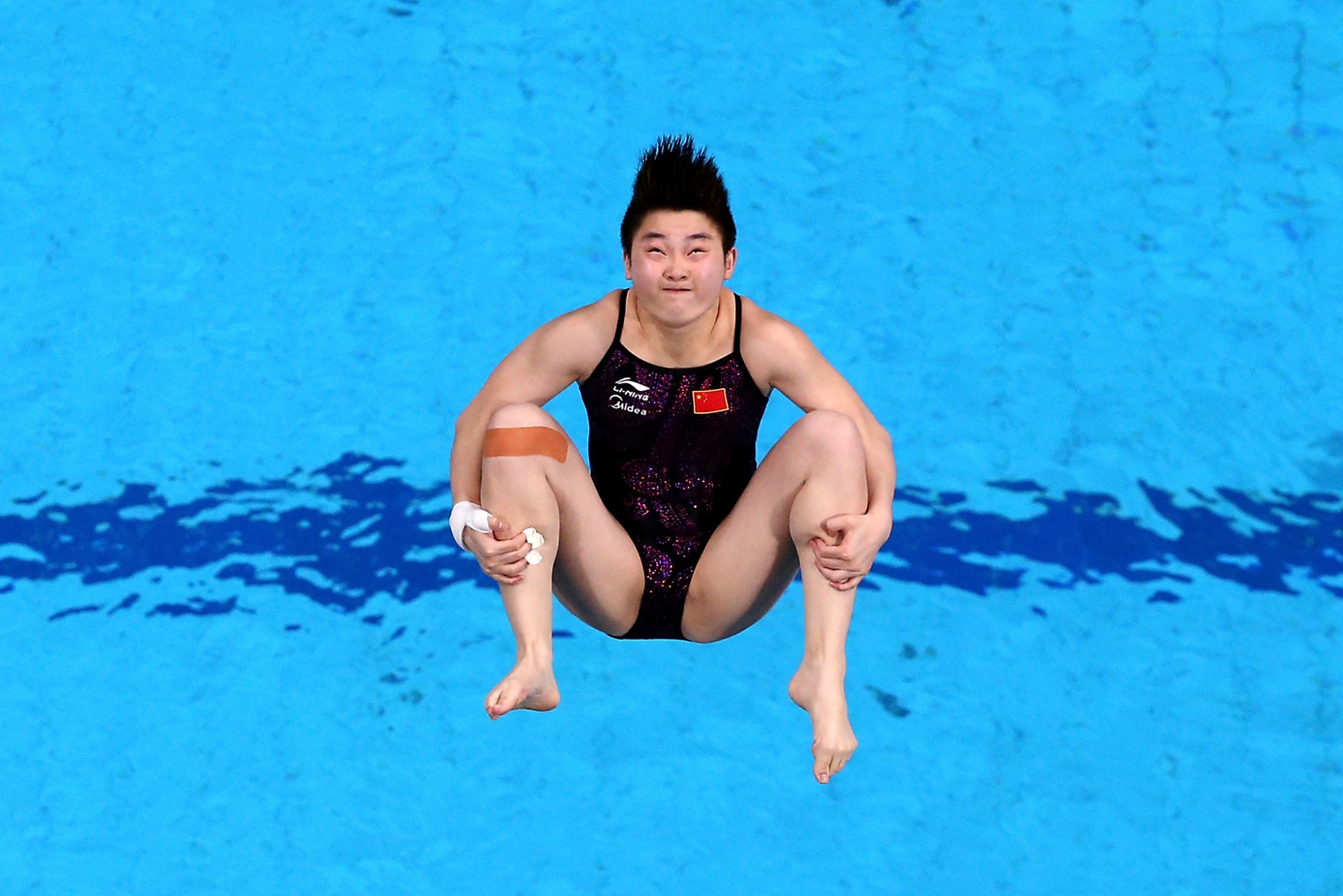 China claim two gold medals as FINA Diving World Cup begins in Wuhan