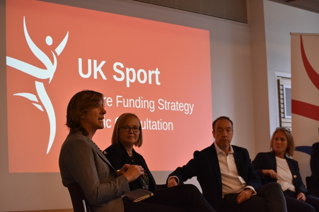 UK Sport today launched a 10-week consultation to discuss how elite sport is funded for the 2024 Olympic and Paralympic Games in Paris ©UK Sport