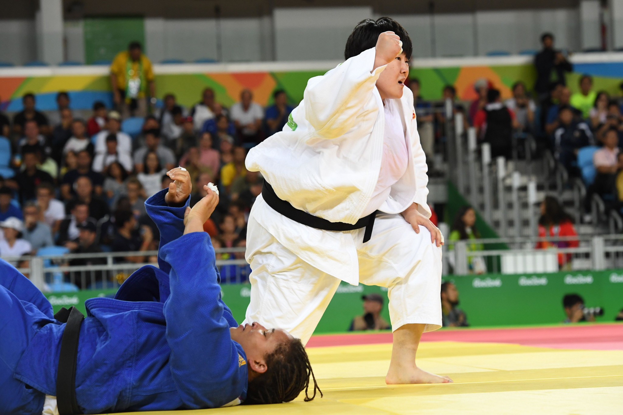 The news is seen as a boost to Chinese judo ©Getty Images