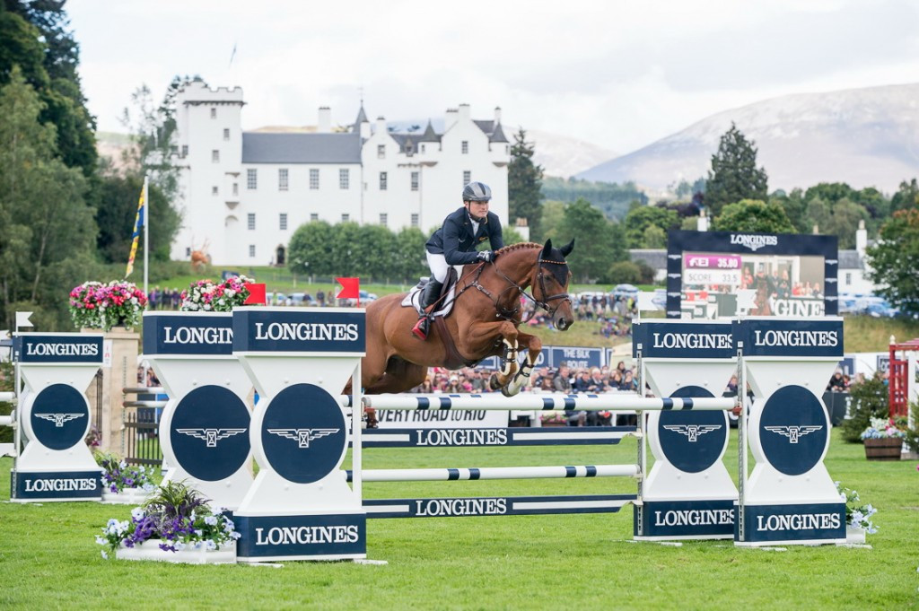 Royal command performance by Jung as wins fifth European Eventing Championships