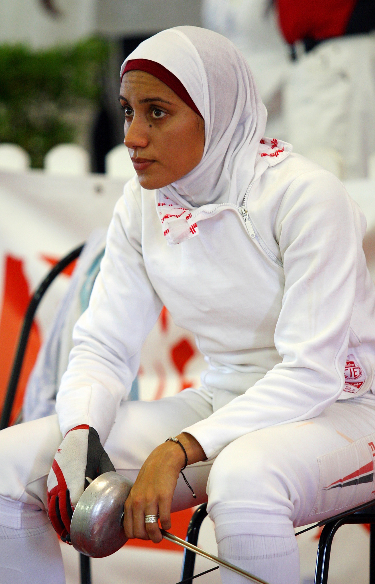 Aya Medany won women's gold in Tunis ©Getty Images