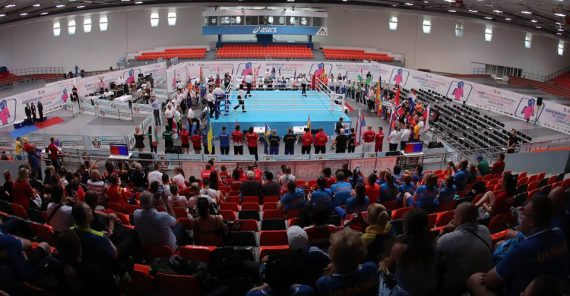 Falcinelli insists judging will be ethical as Walsh begins European Women's Boxing Championships with victory