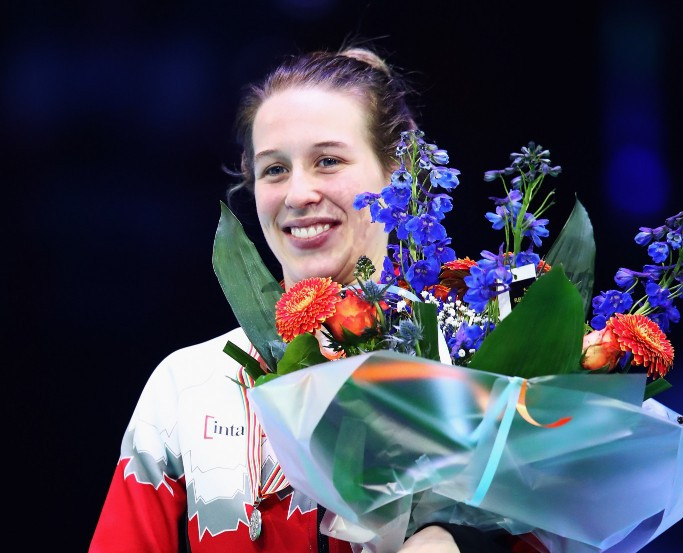Three-time Olympic silver medallist St-Gelais announces retirement