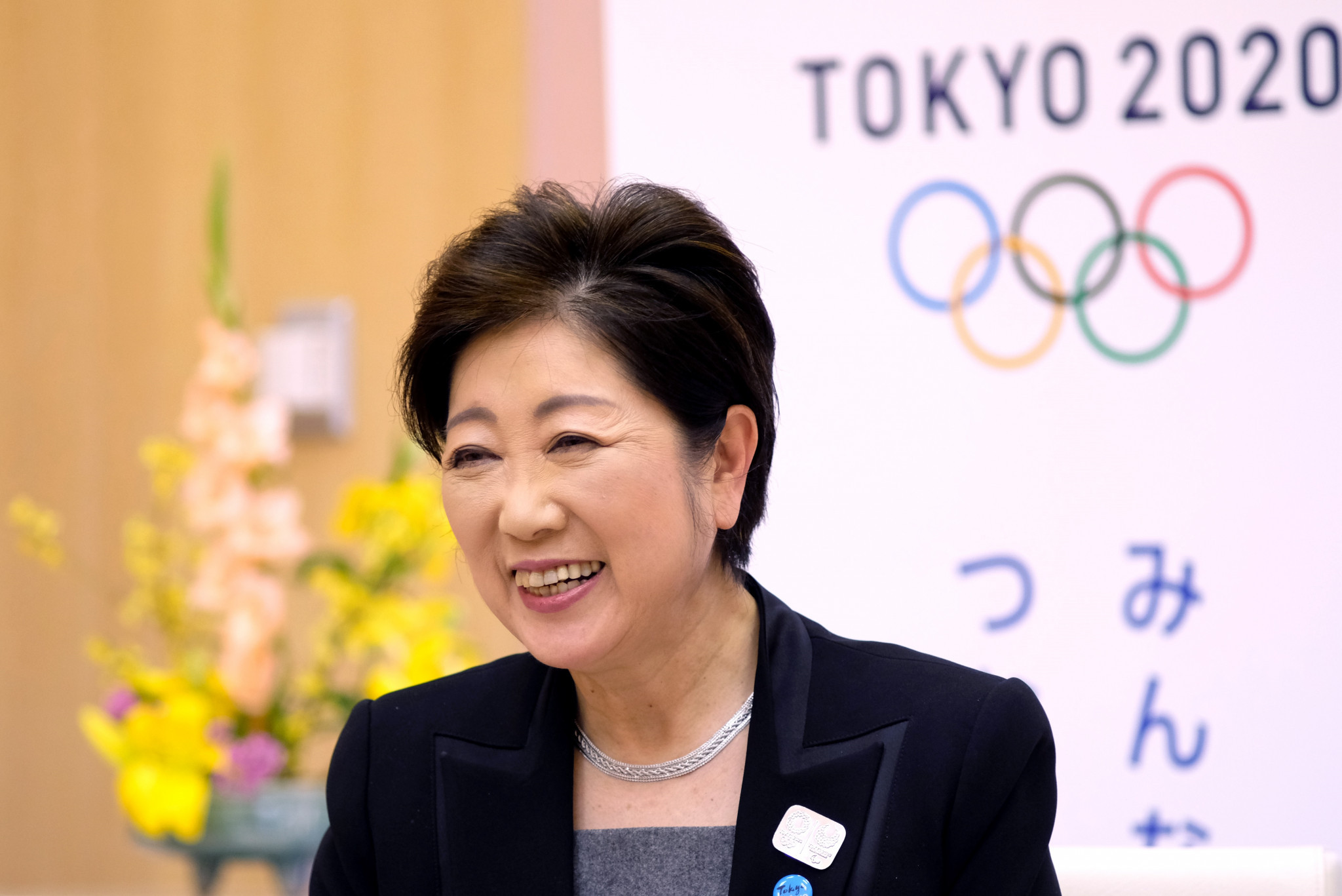 Yuriko Koike has been elected for a second term as Tokyo Governor ©Getty Images