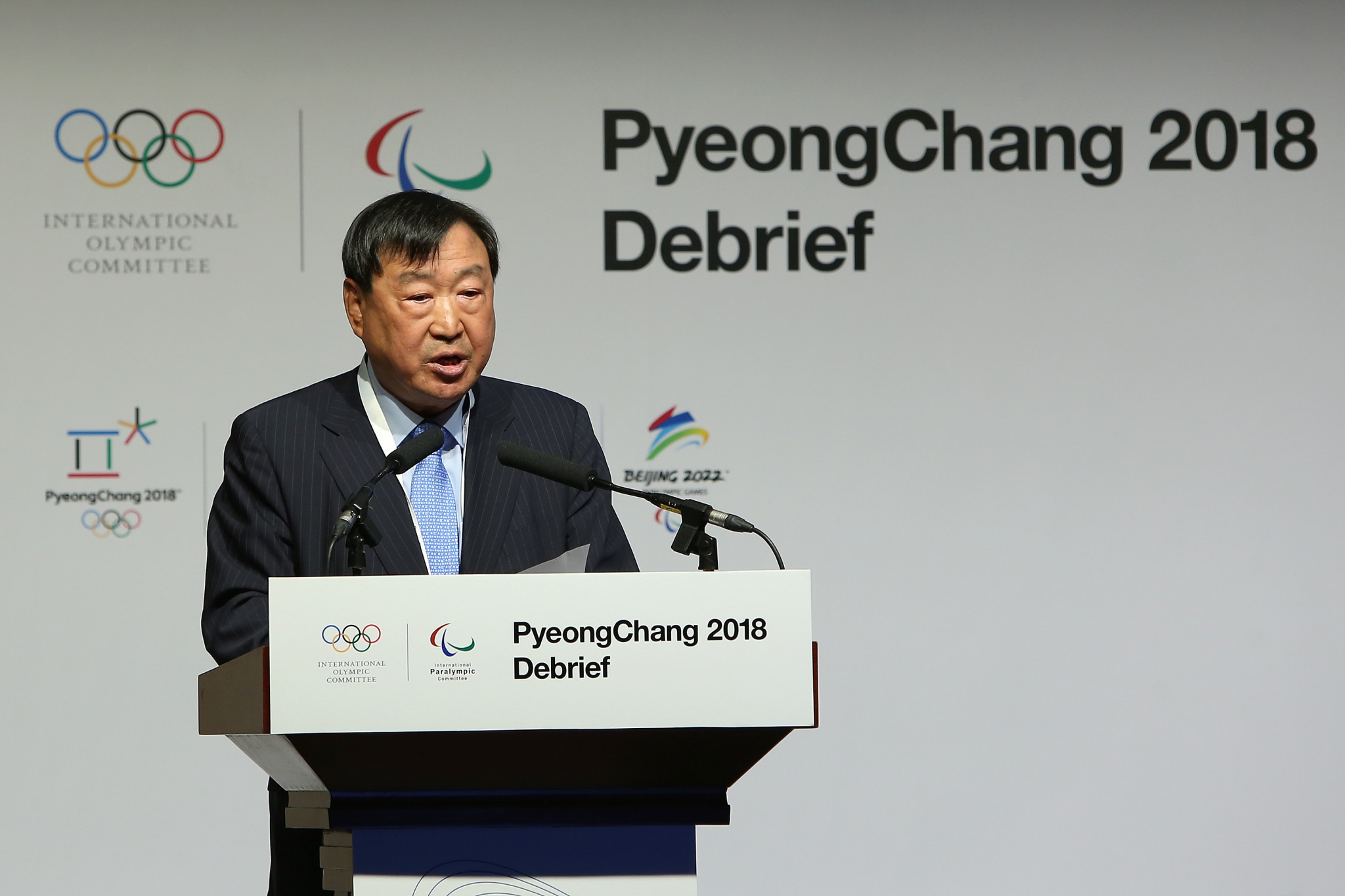 Pyeongchang 2018 President praises Beijing 2022 and predicts profitable Winter Olympics