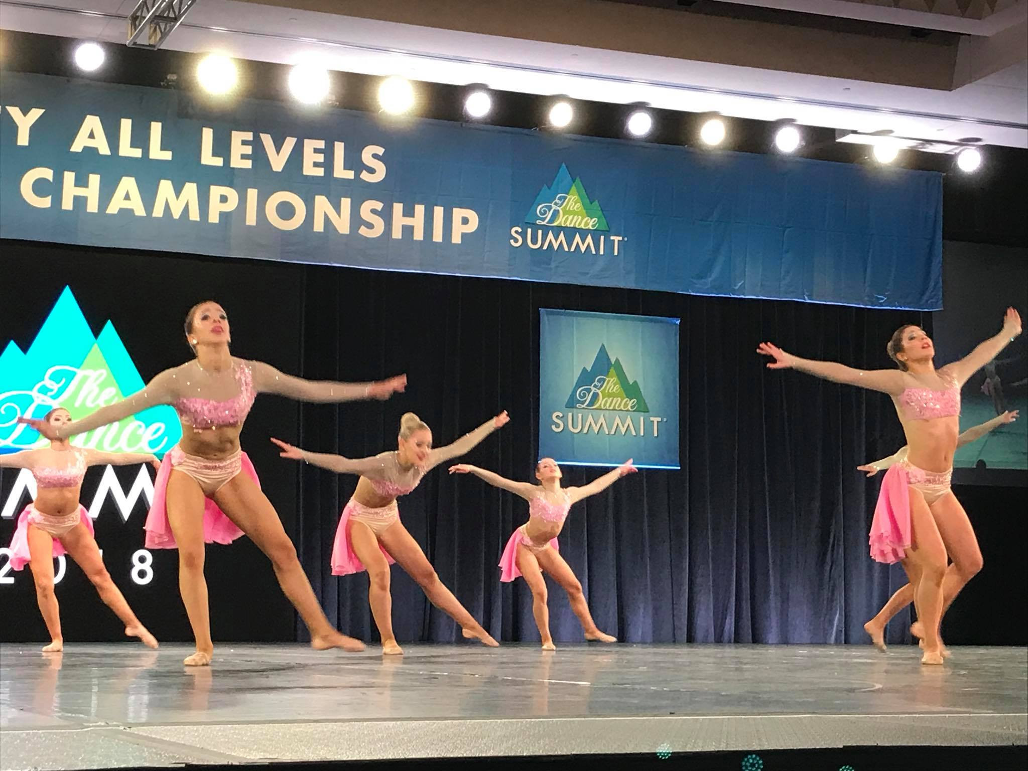 Dance and cheer are sports growing in popularity ©AASCF