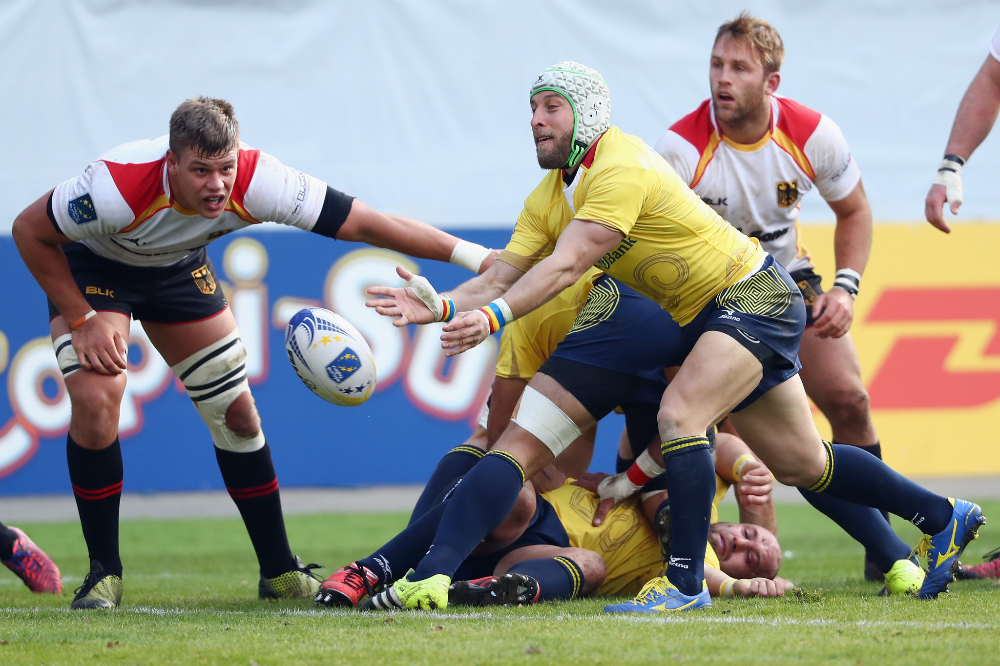 Spain and Romania fail with Rugby World Cup appeals