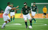 Brazil forward warns team are in best possible shape to defend IBSA Blind Football World Championships title