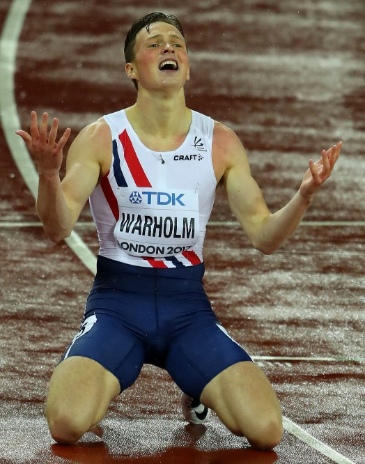 Warholm seeks home revenge over Samba as IAAF Diamond League reaches Oslo