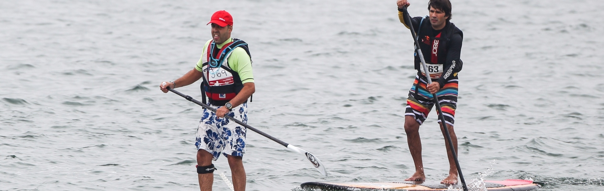 The ICF have called for a resolution to the stand-up paddle row ©ICF