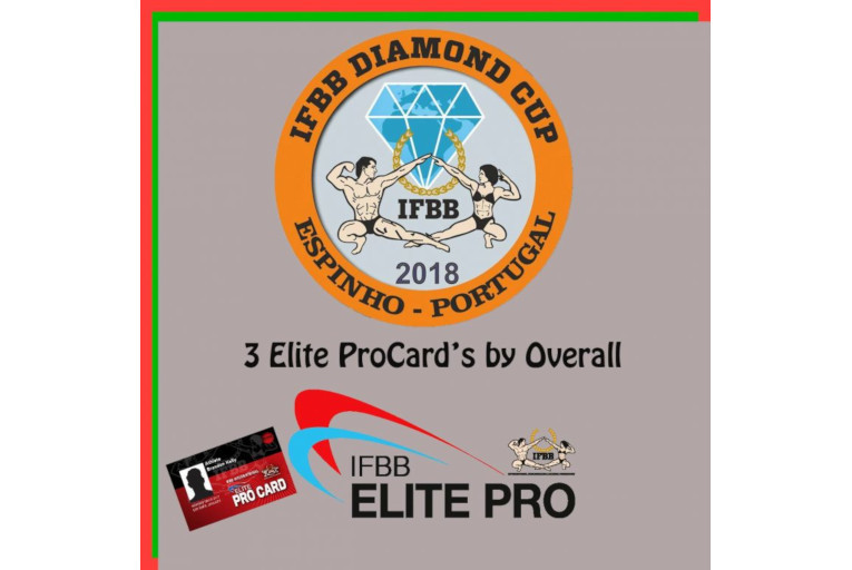 Portugal and Czech Republic to host IFBB Diamond Cup events