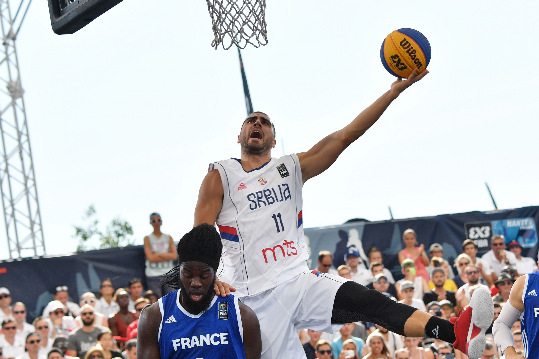 Serbia bid for third straight men's title at FIBA 3x3 World Cup