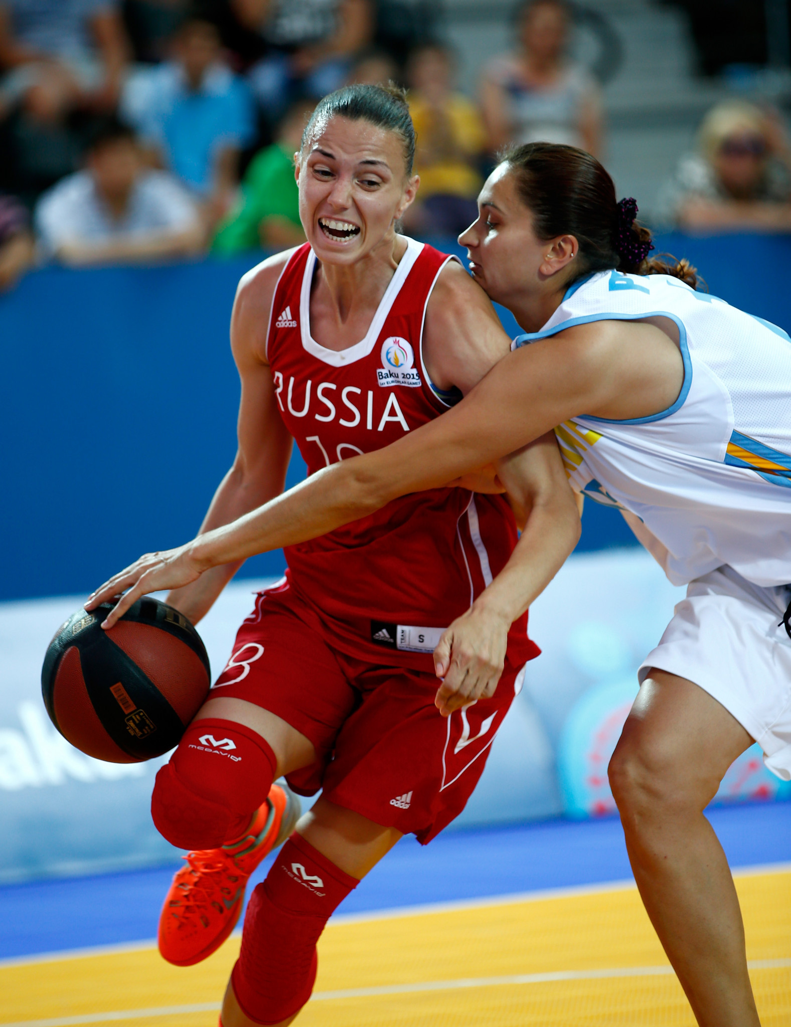 Anna Leshkovtseva, the most valuable player in 2017, will look to lead Russia to another victory in the women's tournament ©Getty Images