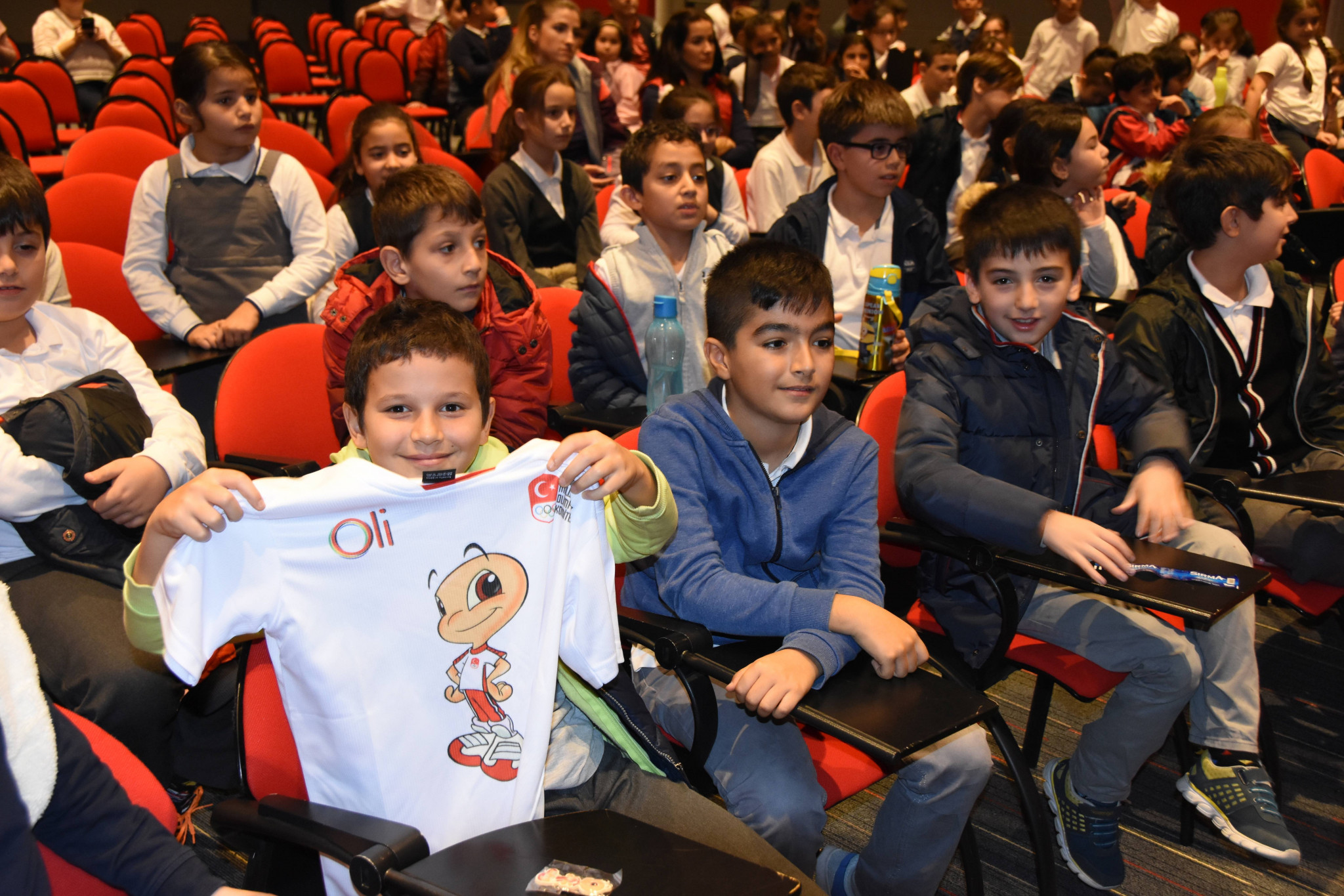 Turkish Olympic Committee education programme reaches two million children