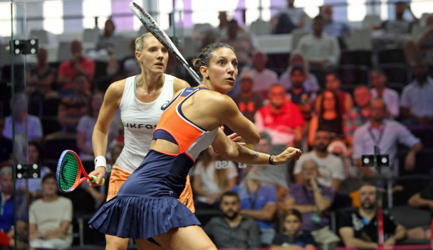 Defending champion Massaro eliminated at PSA World Series Finals