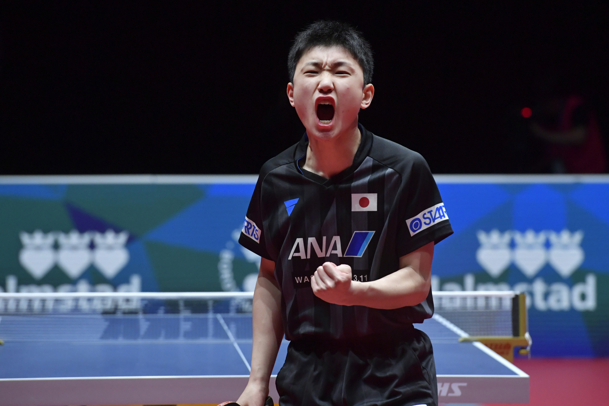 Tomokazu Harimoto will grab home fans' attention at the Japan Open ©Getty Images