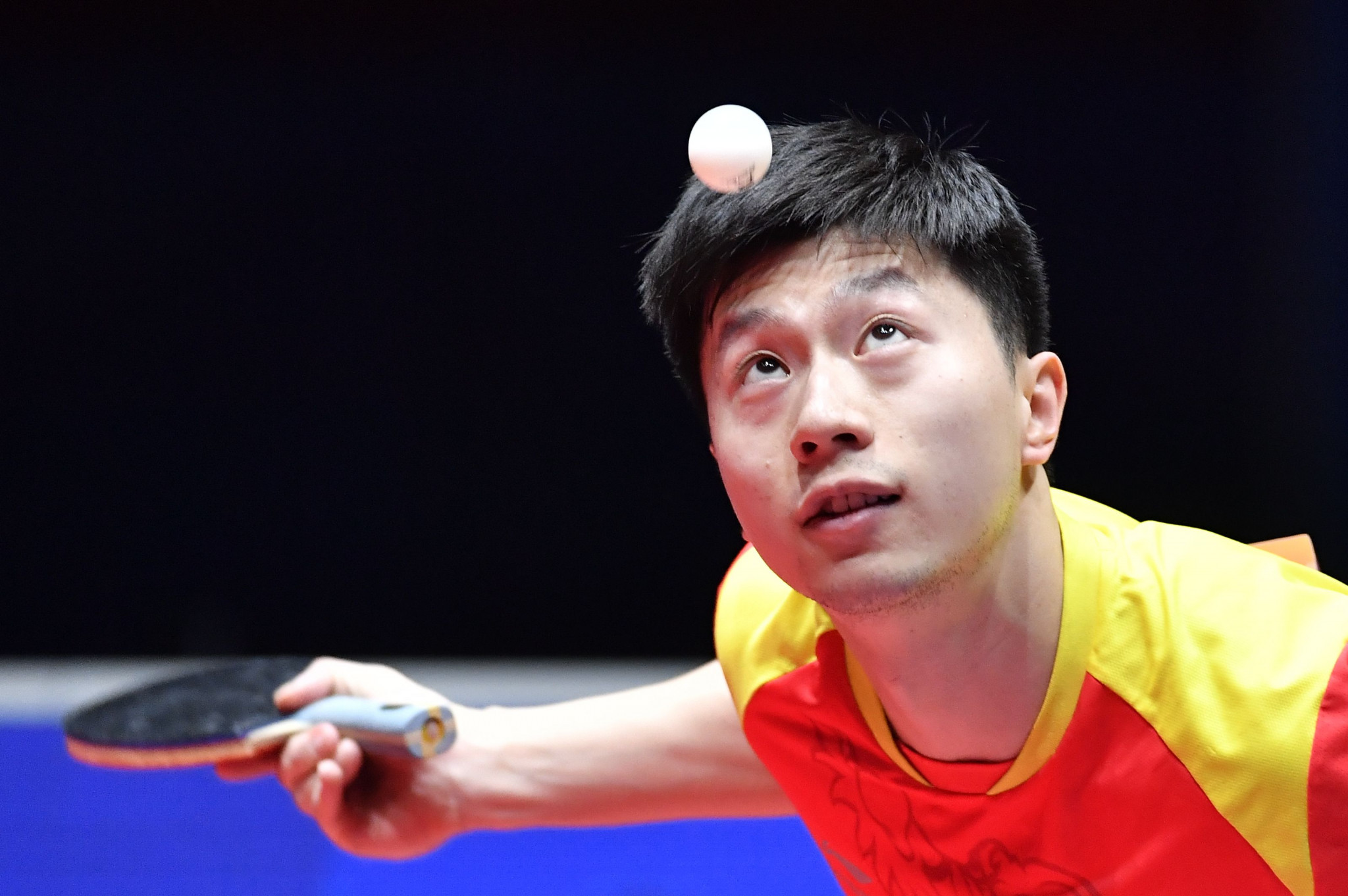 Ma the man to beat at ITTF Japan Open