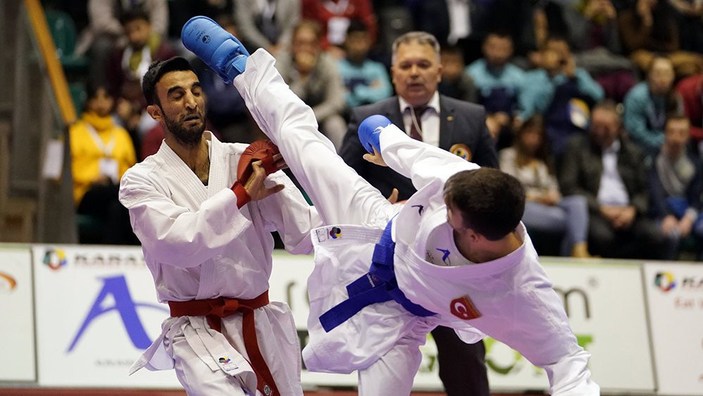 Istanbul welcomes fifth stage of Karate 1-Premier League season