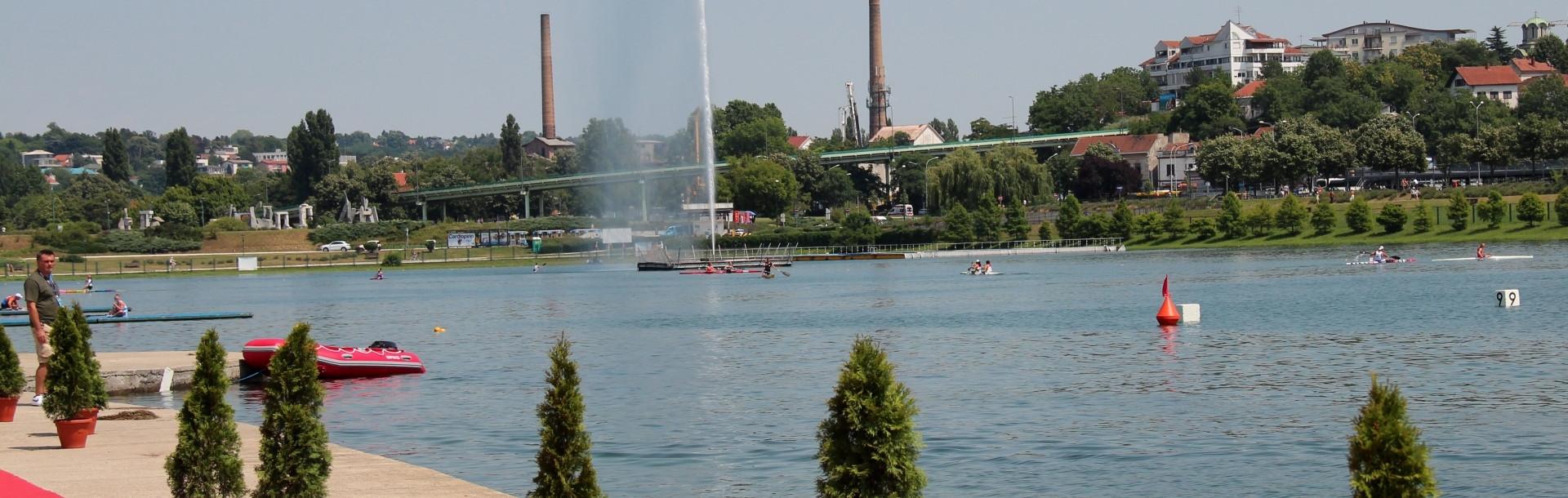 Belgrade prepares to host Canoe Sprint and Paracanoe European Championships