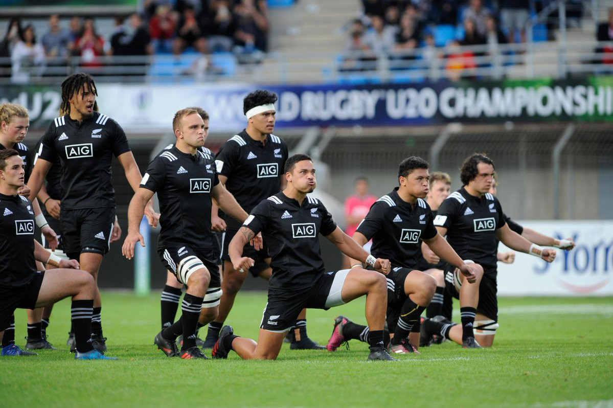 New Zealand beat Australia to top World Rugby Under-20 Championship group