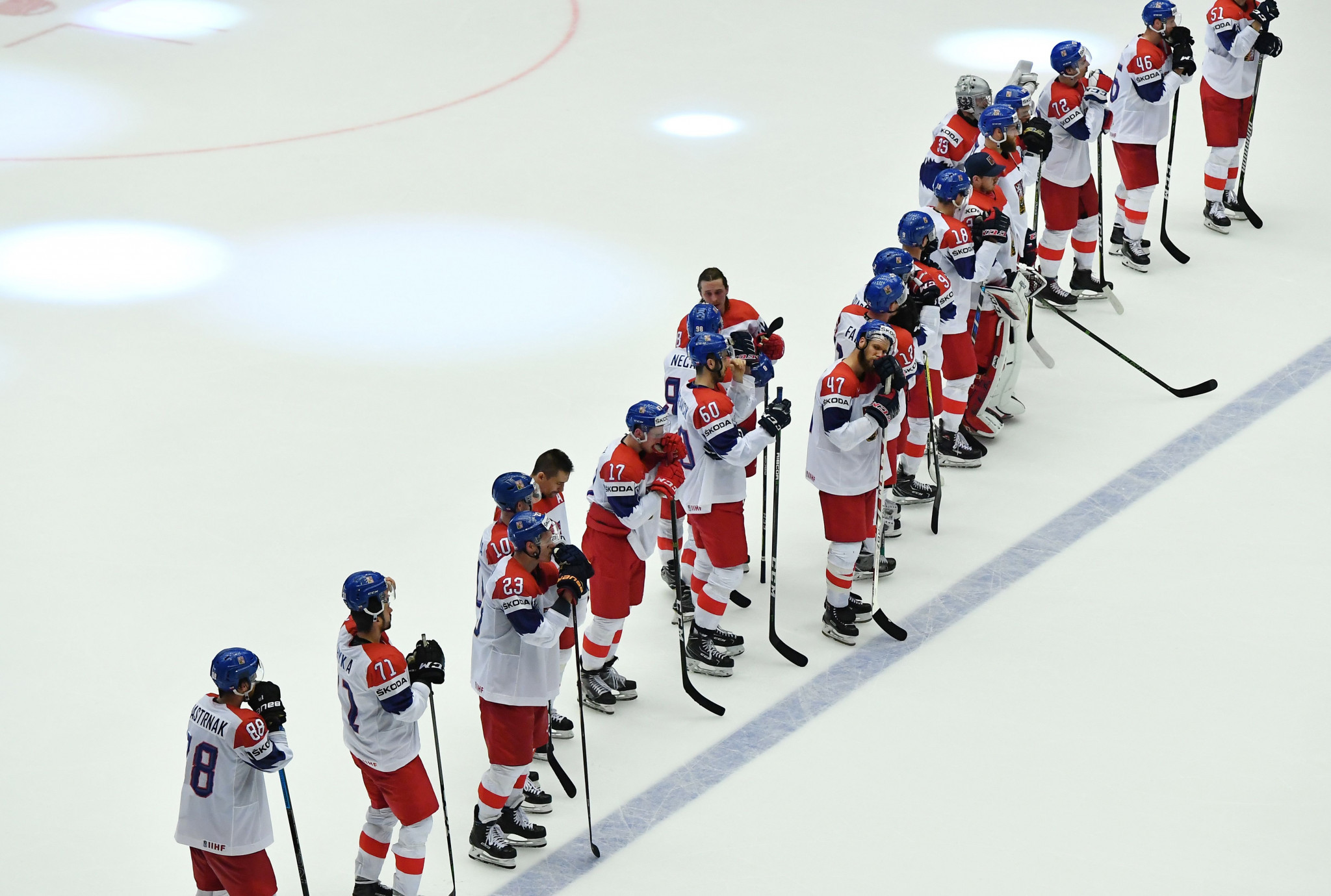The Czech team reached the quarter finals at the World Championships in Denmark last month  ©Getty Images