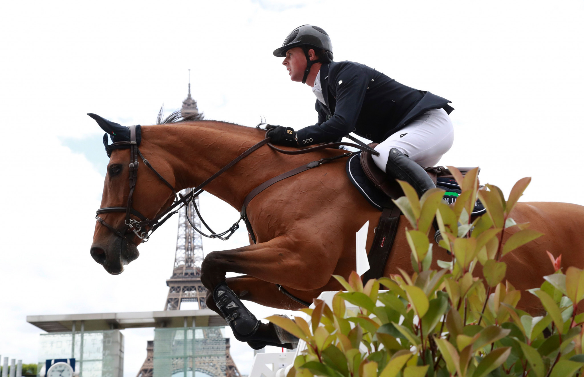 Maher looks for further French joy in Cannes at Longines Global Champions Tour