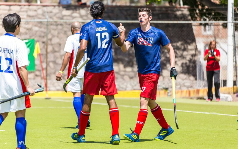 United States and Canada continue winning runs at FIH Hockey Series Open