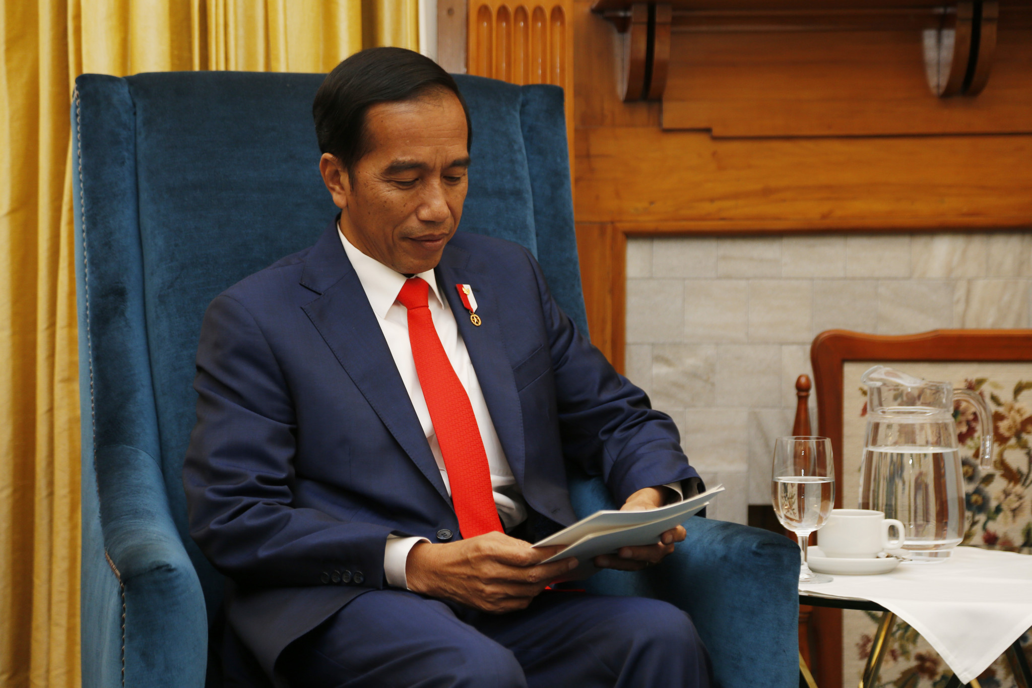 Indonesian President calls for greater promotion of Asian Games