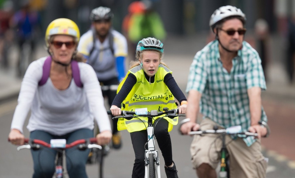 Prudential RideLondon add 19 mile event to schedule to encourage young riders