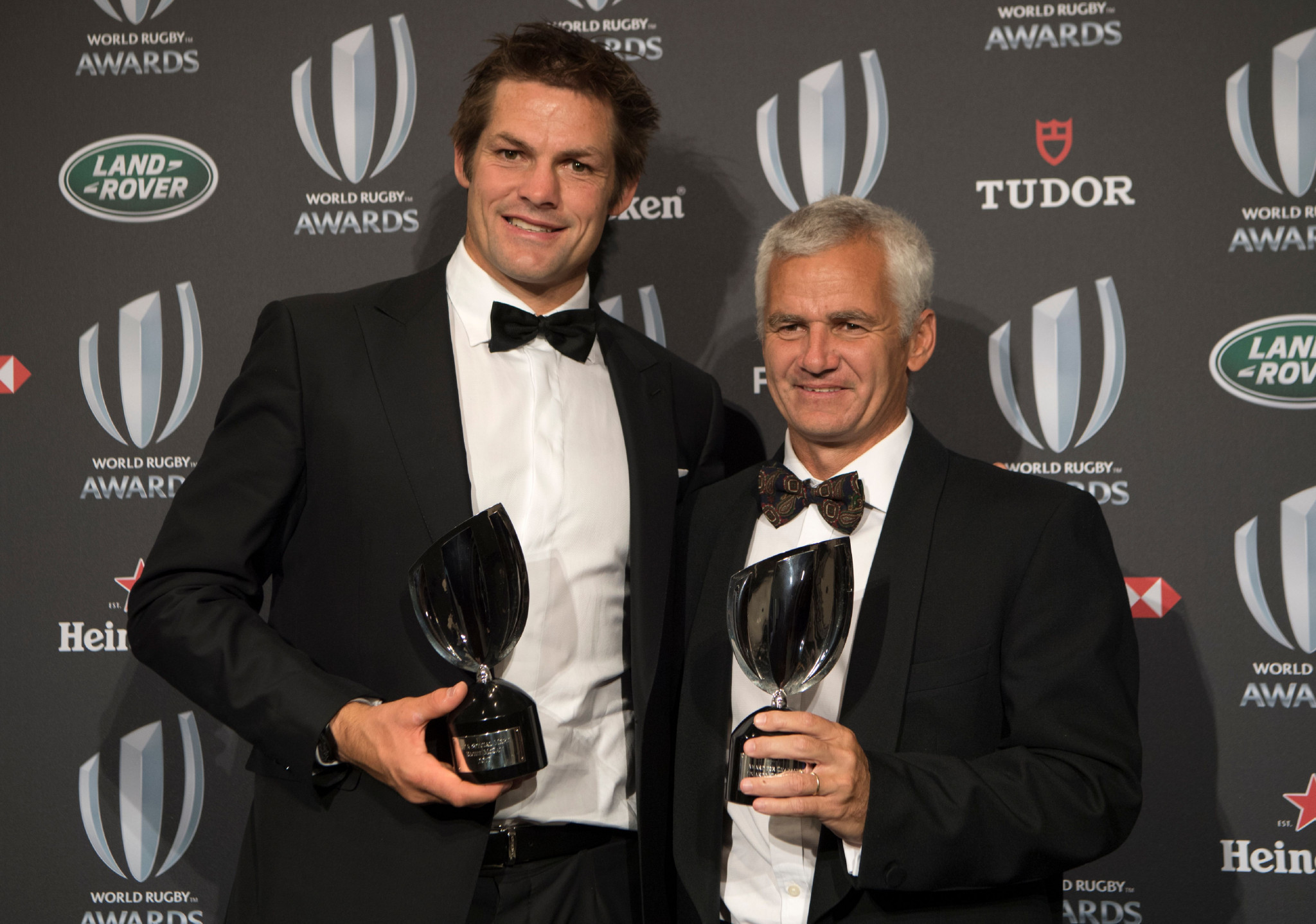 World Rugby has announced a sponsorship deal for its awards in Monaco ©Getty Images