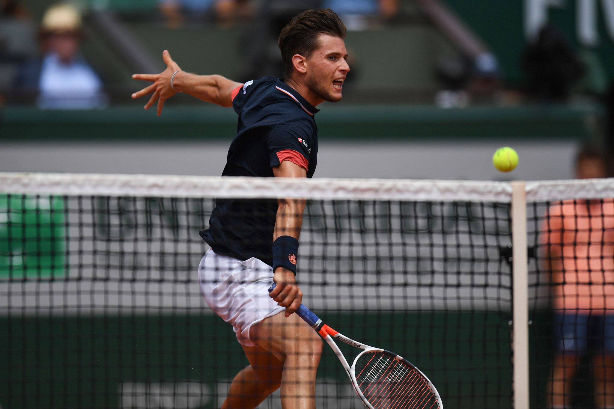 Thiem and Nadal win in straight sets to reach French Open final