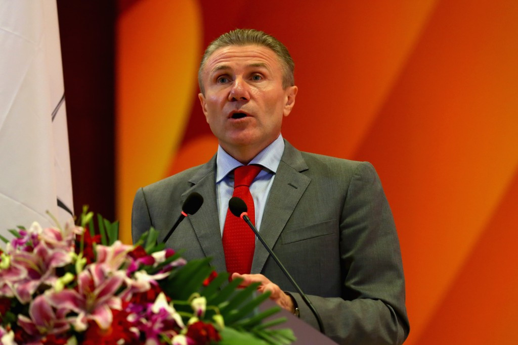 the IAAF Presidency, but will appoint his rival as a Senior Vice President