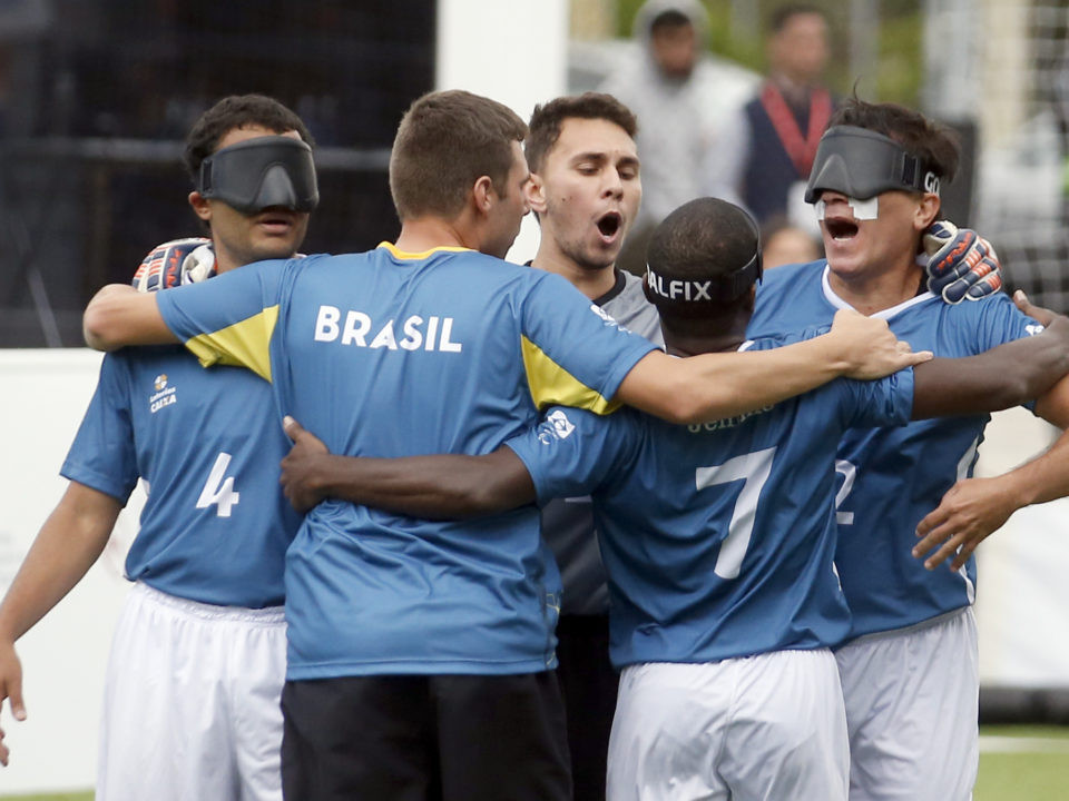 Brazil begin IBSA Blind Football World Championships campaign with thumping win