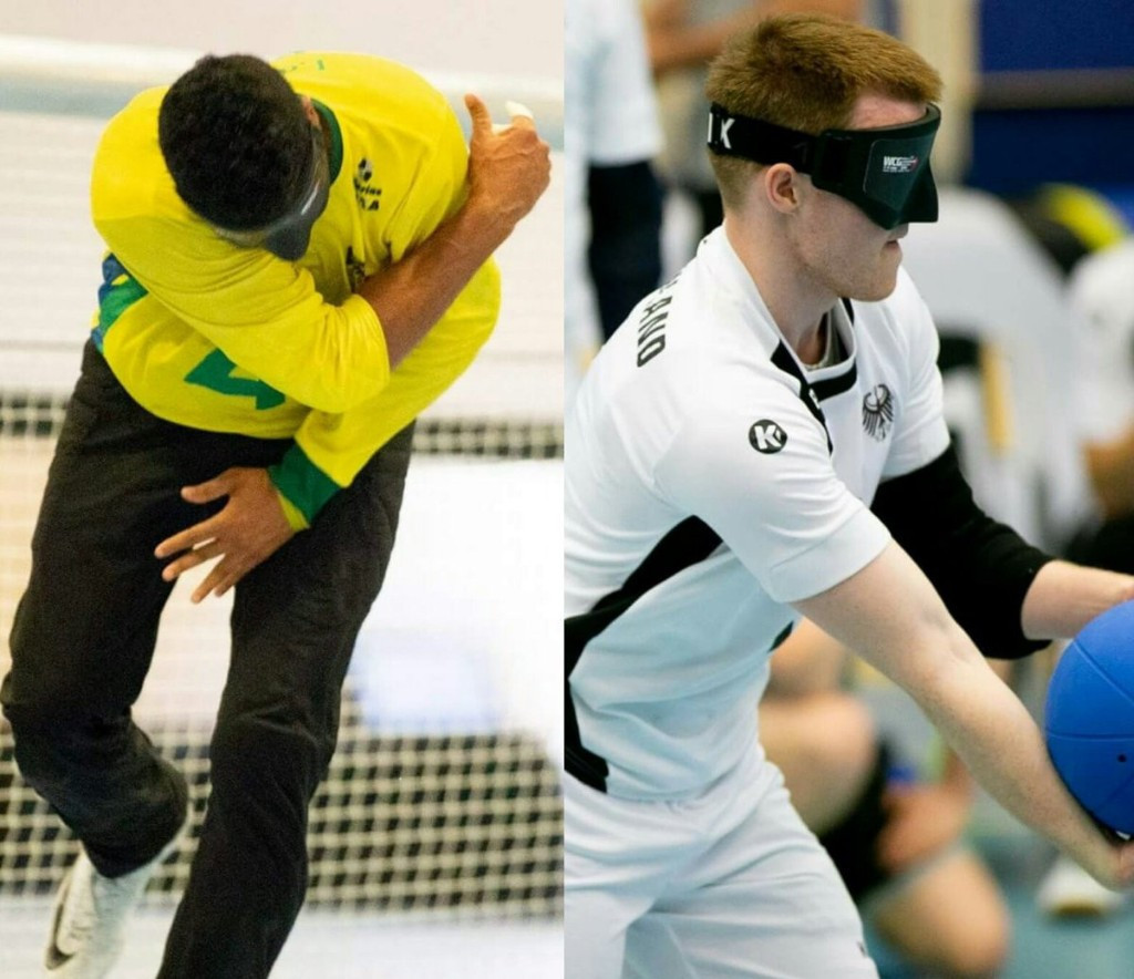 Brazil retained their IBSA Goalball world title with a hard-won victory over Germany ©IBSA