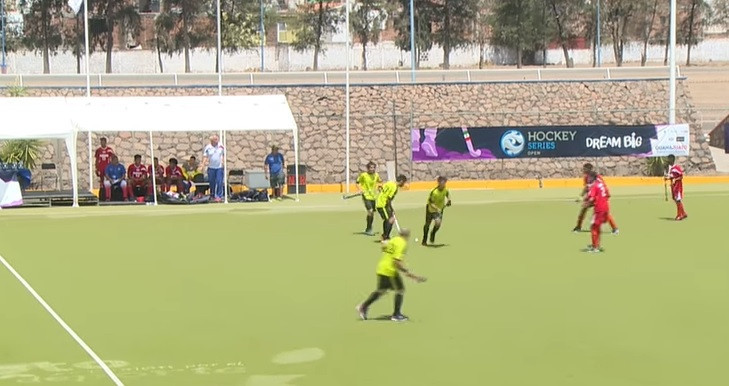 Panama record first win in men's event at Hockey Series Open