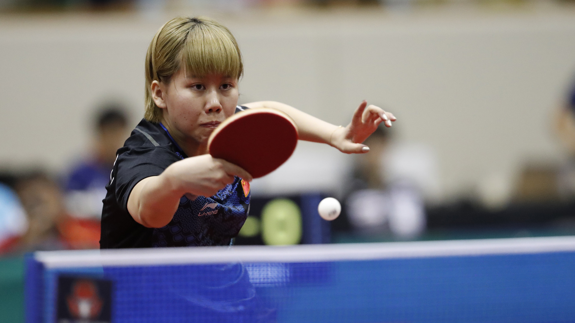 Harimoto Stuns Ma Long In Front Of Home Crowd At Ittf Japan Open