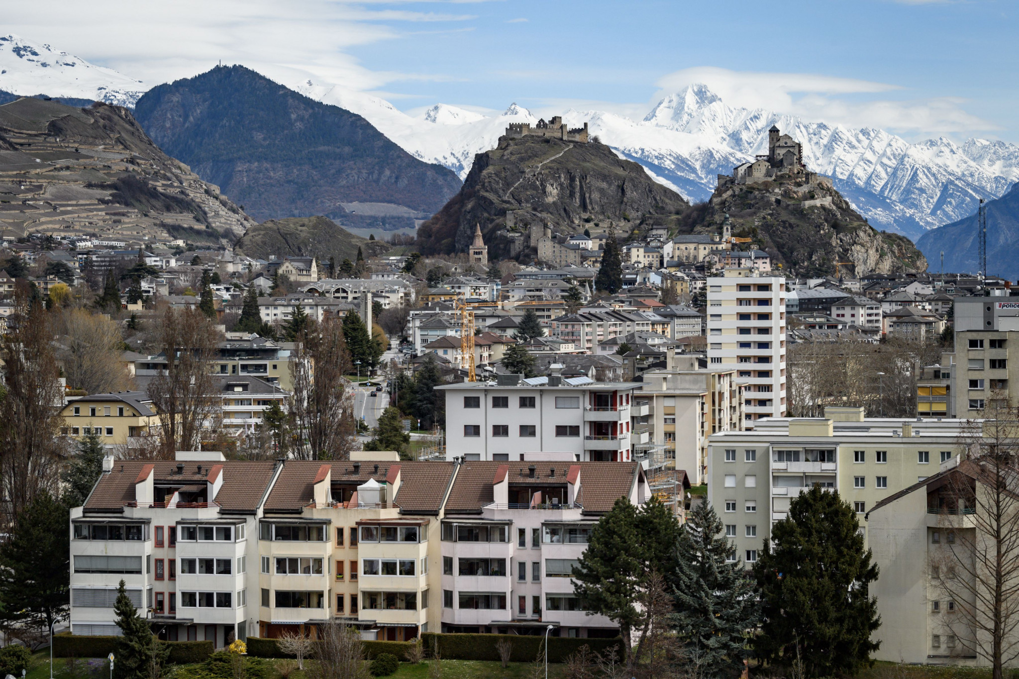 Sion 2026 hope approval of ski jumping plans offers good sign on eve of referendum