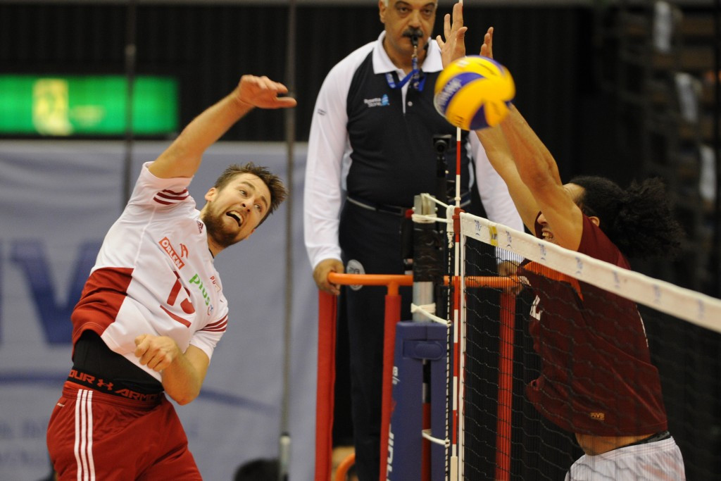 Poland made it five out of five with a four-set victory over Venezuela ©FIVB