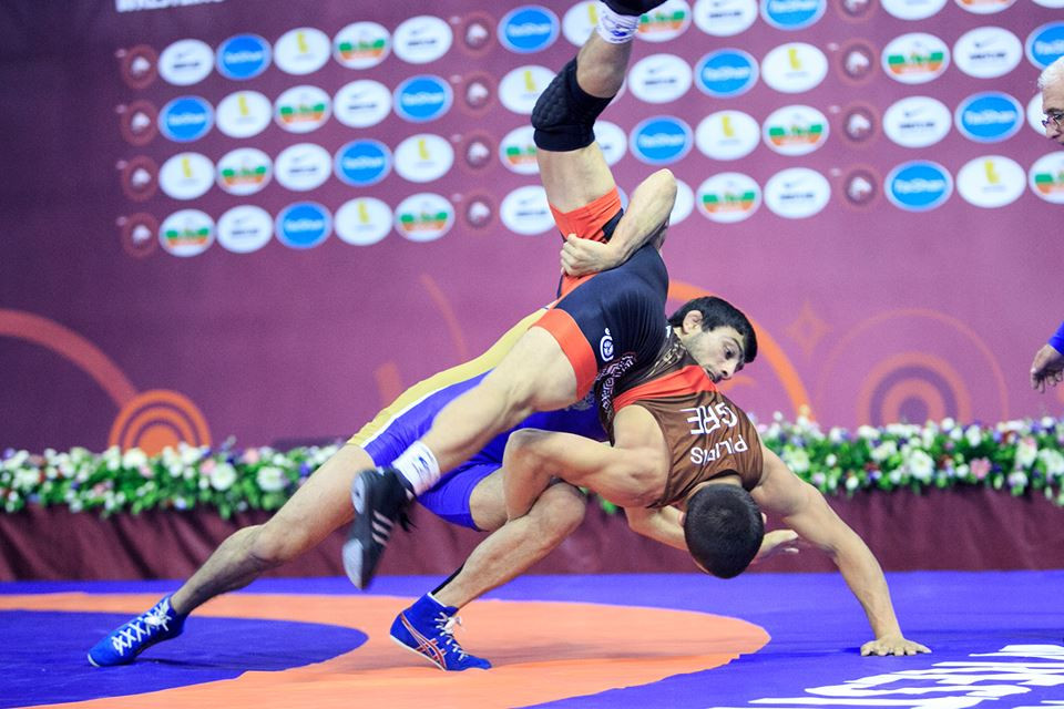 Russia win three gold medals on penultimate day of UWW Under-23 European Championships