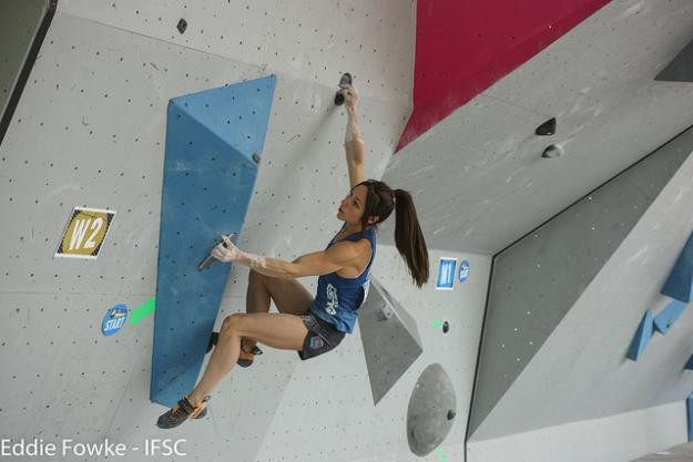Puccio delights Vail crowd by taking IFSC Bouldering World Cup gold with final flourish