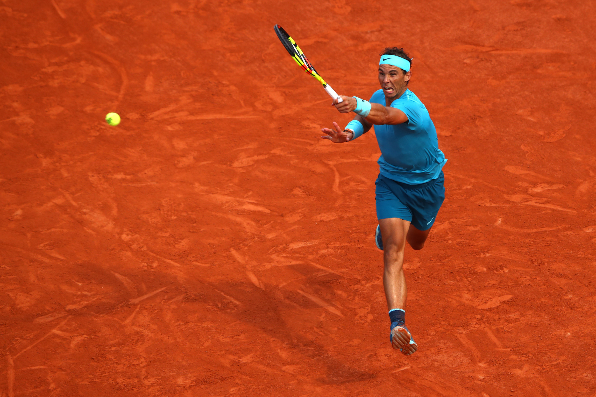 Rafael Nadal secured his 11th French Open title ©Getty Images