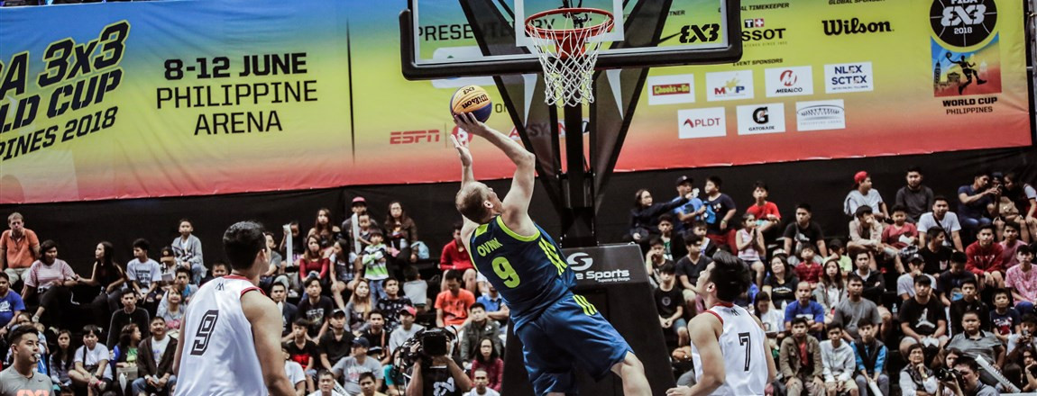 Latvia and China earned perfect qualifying records in the men's and women's events at the FIBA 3x3 World Cup in The Philippines ©FIBA