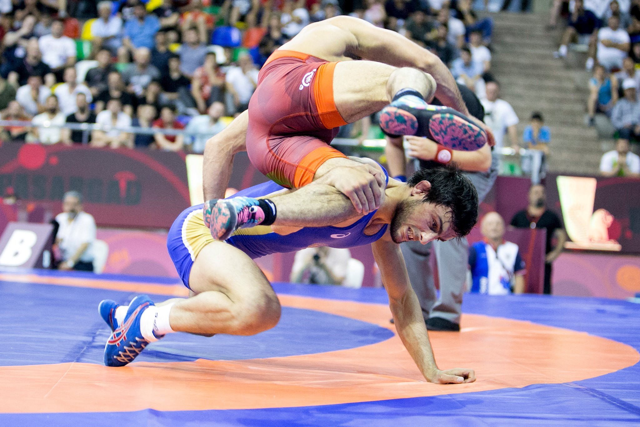 Russia clinch five gold medals on final day of UWW Under-23 European Championships