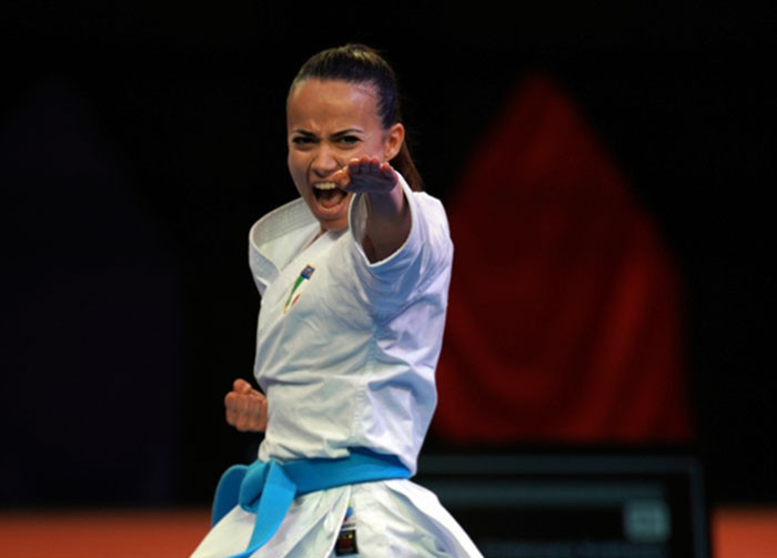 Bottaro causes huge upset with victory over Shimizu on final day of Karate 1-Premier League in Istanbul