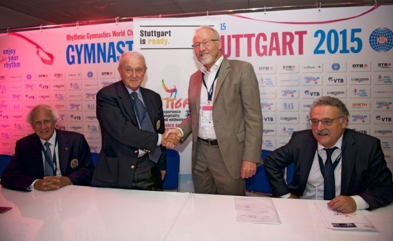 Stuttgart confirmed as hosts of 2019 World Artistic Gymnastics Championships