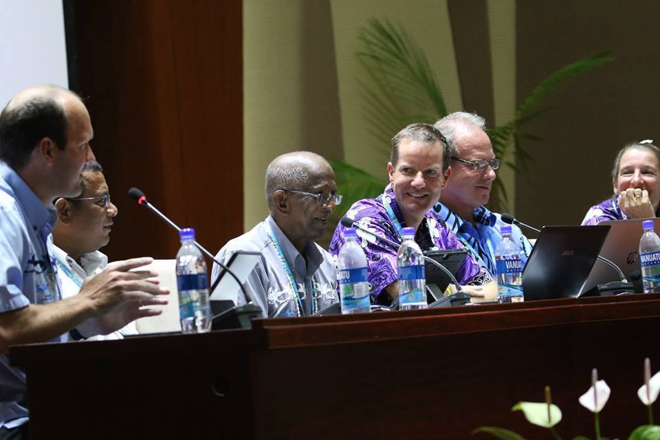 The Pacific Games Council have limited the Games to 24 sports from 2023 ©Pacific Games Council